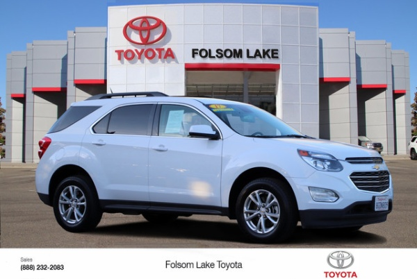 2017 Chevrolet Equinox in Folsom, CA