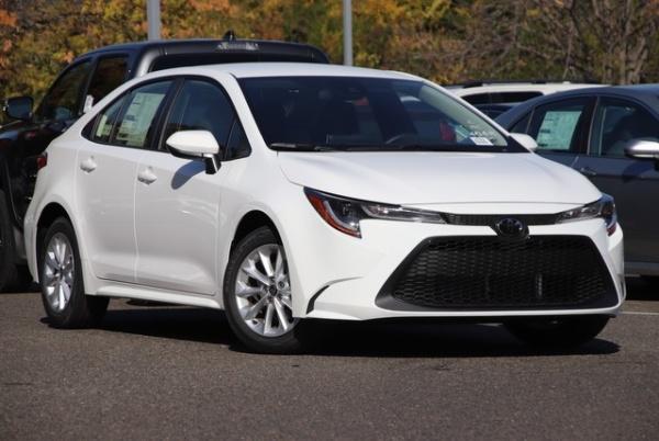 2020 Toyota Corolla in Folsom, CA