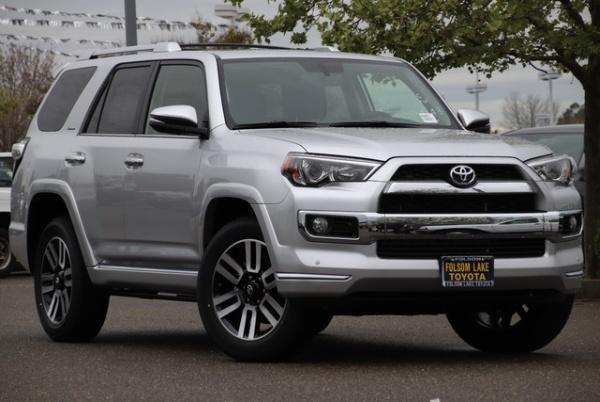 2019 Toyota 4Runner in Folsom, CA