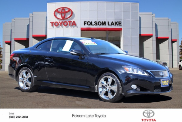 2012 Lexus IS 350C Base