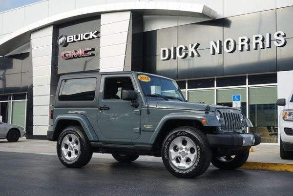 2015 Jeep Wrangler in Clearwater, FL