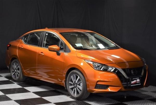 2020 Nissan Versa in City of Industry, CA