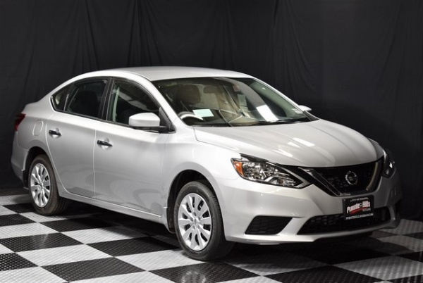 2019 Nissan Sentra in City of Industry, CA