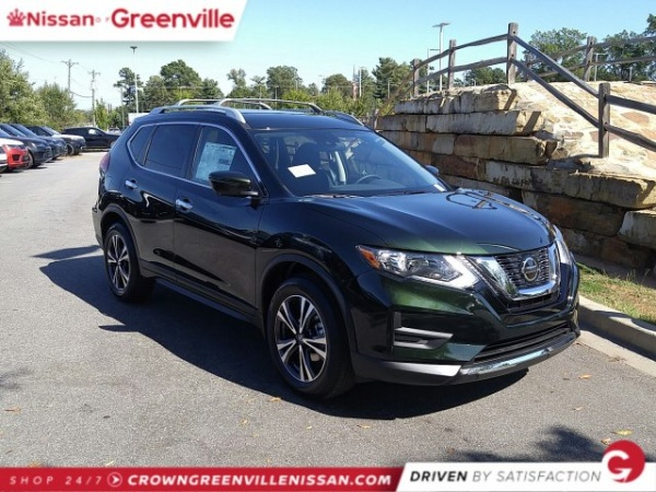 2020 Nissan Rogue in Greenville, SC