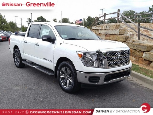 2019 Nissan Titan in Greenville, SC