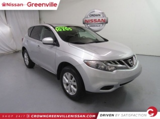 Used 2011 Nissan Murano S SUV FWD For Sale In Greenville, SC
