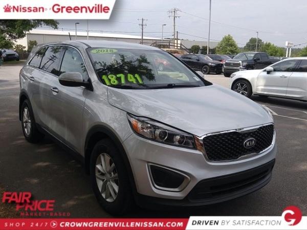 Kia Greenville Sc >> 2018 Kia Sorento L I4 Fwd For Sale In Greenville Sc Truecar