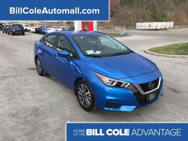 2020 Nissan Versa in Bluefield, WV