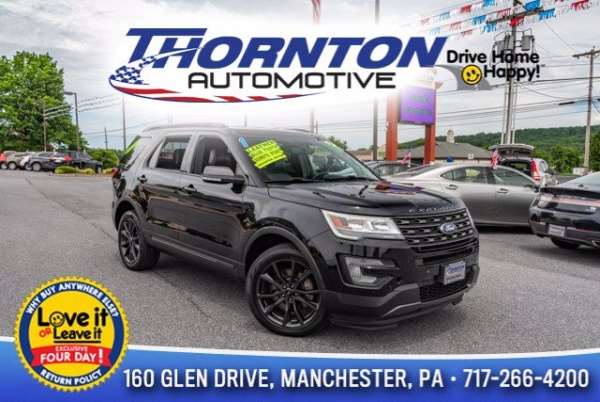 2017 Ford Explorer in Manchester, PA