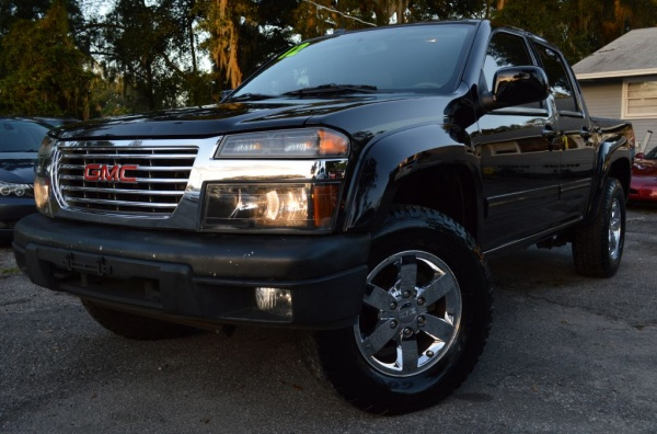 2012 GMC Canyon SLE-2