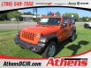 2020 Jeep Wrangler Unlimited Sport S for Sale in Athens, GA