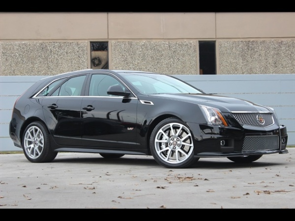 Cadillac Cts V Wagon For Sale >> 2014 Cadillac Cts V Wagon For Sale In Austin Tx Truecar