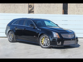 Used Cadillac Cts V Wagons For Sale Search 16 Used Wagon Listings