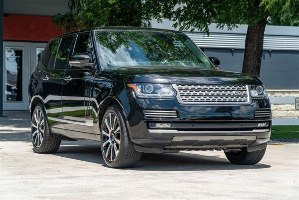 2013 Land Rover Range Rover in Austin, TX