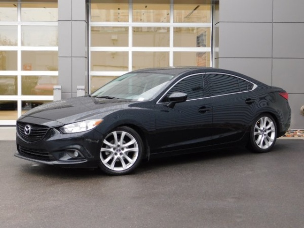 2015 Mazda Mazda6 in Salt Lake City, UT