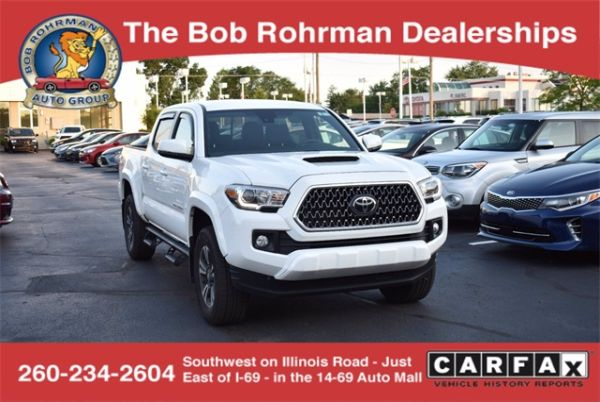 2019 Toyota Tacoma in Fort Wayne, IN