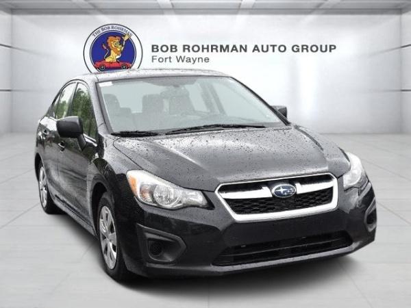 Subaru Fort Wayne >> 50 Best Fort Wayne Used Subaru Impreza For Sale Savings From 3 229