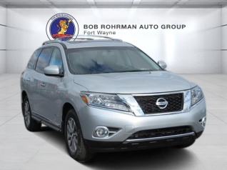 2017 Nissan Pathfinder Sl Hybrid 4wd For In Fort Wayne