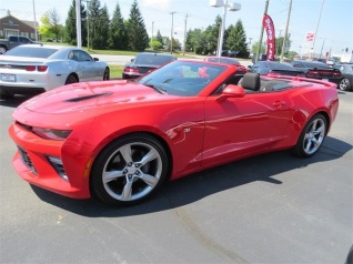 2017 Chevrolet Camaro Ss With 1ss Convertible For In Fort Wayne