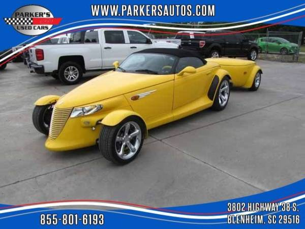 1999 Plymouth Prowler in Blenheim, SC