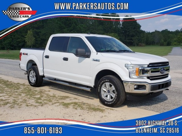 2019 Ford F-150 in Blenheim, SC