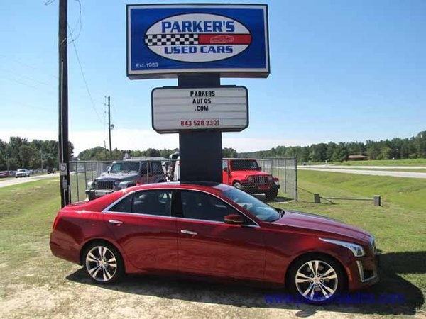 2014 Cadillac CTS in Blenheim, SC
