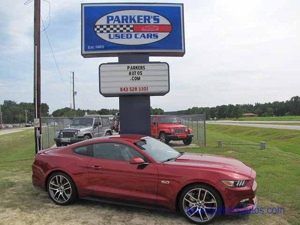 2015 Ford Mustang in Blenheim, SC