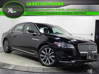 Used Lincoln Continental For Sale In Naperville Il 20 Used