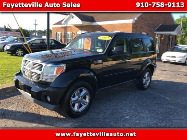 used dodge nitro for sale in fayetteville nc u s news world report. Black Bedroom Furniture Sets. Home Design Ideas