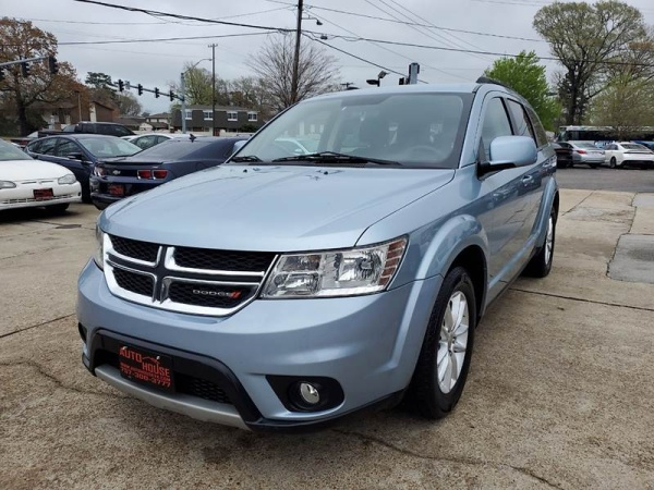 2013 Dodge Journey in Virginia Beach, VA