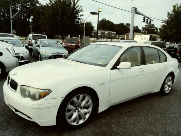 Used Bmw 7 Series For Sale In Virginia Beach Va Us News World