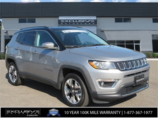 2019 Jeep Compass in Randallstown, MD