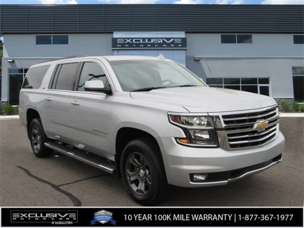 2016 Chevrolet Suburban in Randallstown, MD