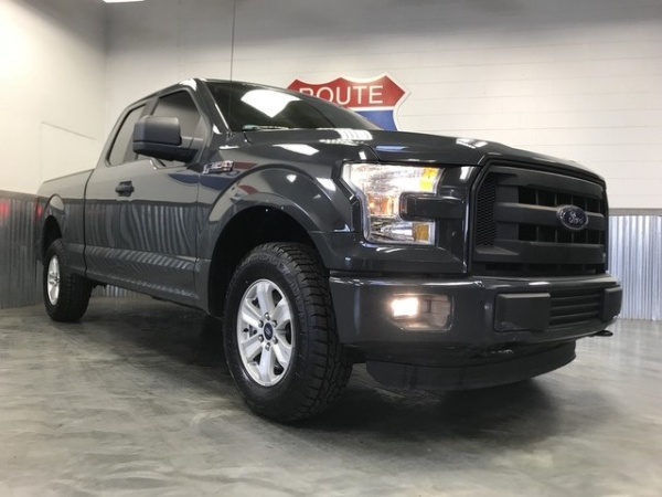 2016 Ford F-150 in Norman, OK