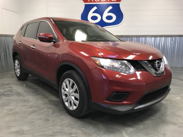 2014 Nissan Rogue in Norman, OK