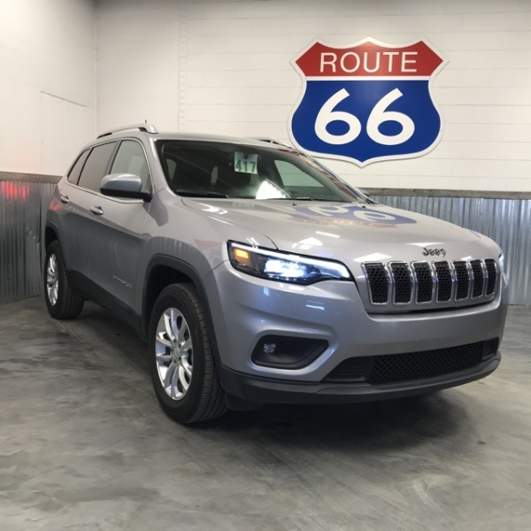 2019 Jeep Cherokee in Norman, OK