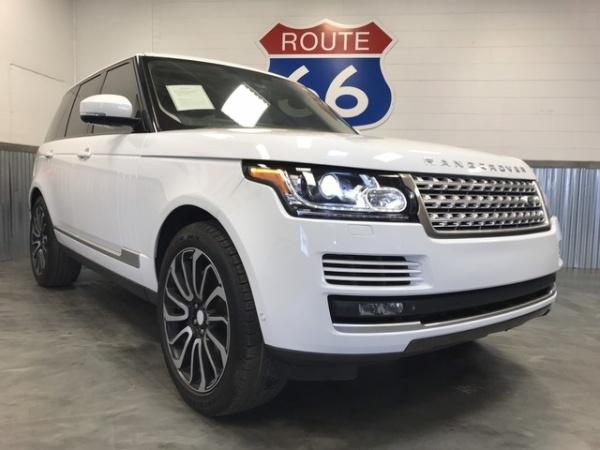 2015 Land Rover Range Rover in Norman, OK