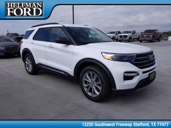 2020 Ford Explorer in Stafford, TX
