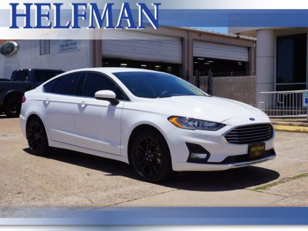 2020 Ford Fusion in Stafford, TX