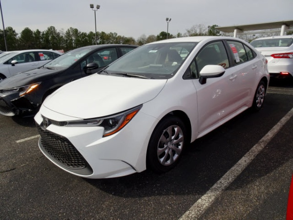 2020 Toyota Corolla in Enterprise, AL