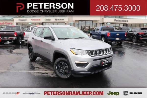 2018 Jeep Compass in Nampa, ID