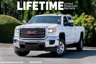 2017 Gmc Sierra 3500hd Sle Crew Cab Long Box 4wd Drw For In Mount Vernon