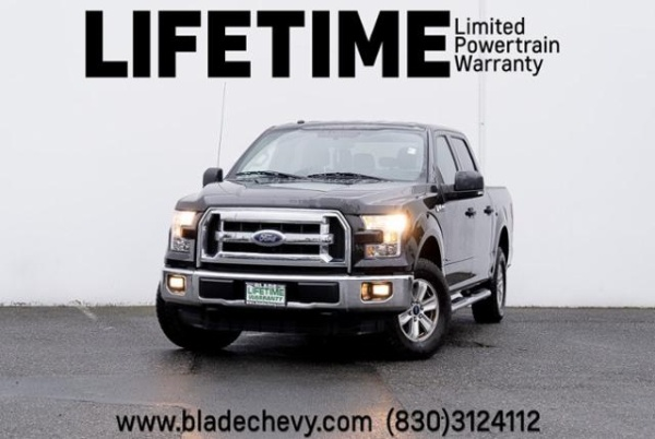 2016 Ford F-150 in Mount Vernon, WA