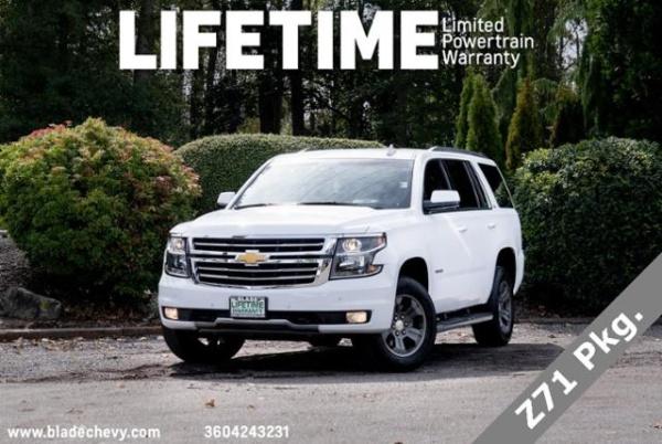 2016 Chevrolet Tahoe in Mount Vernon, WA
