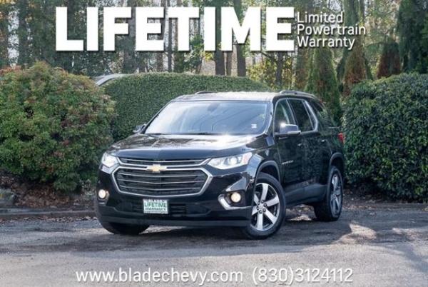 2019 Chevrolet Traverse in Mount Vernon, WA