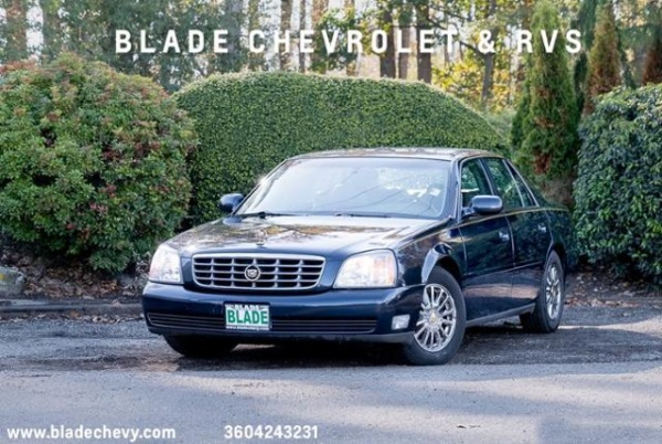 2003 Cadillac DeVille in Mount Vernon, WA