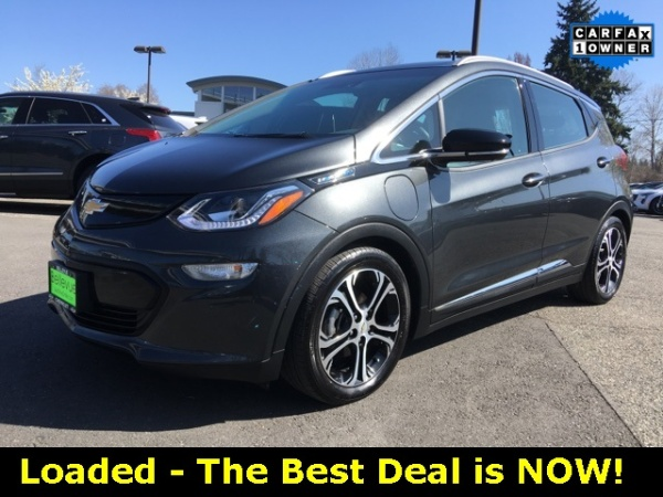 2017 Chevrolet Bolt EV in Bellevue, WA
